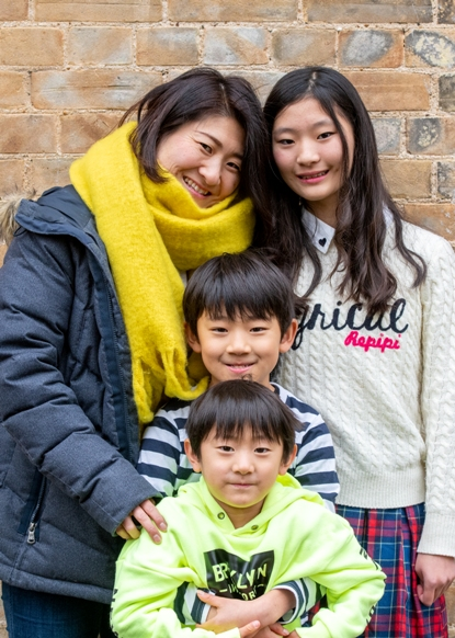Yasuda Family