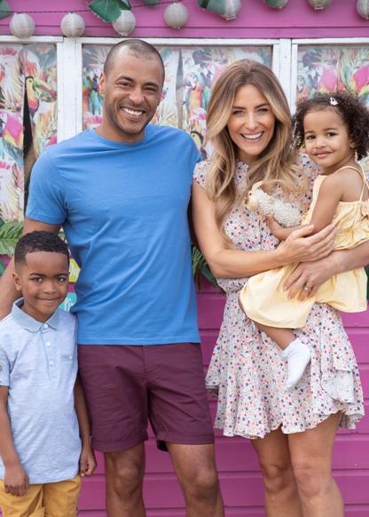 Aaron Family