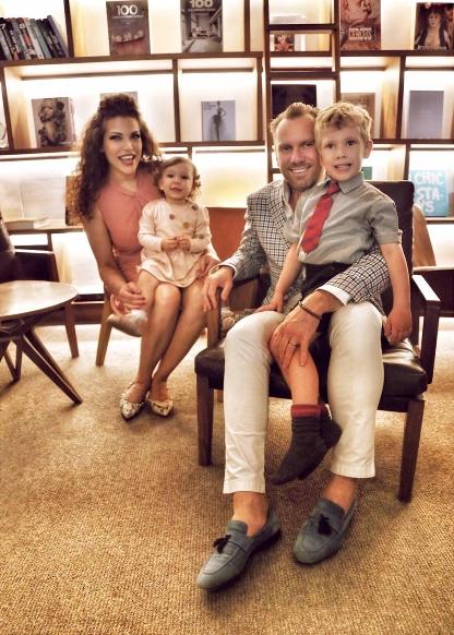 Pugnali-Roseti Family