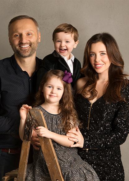 Marcinko Family