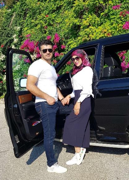 Sarah & Habib