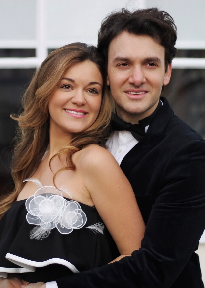 Mirabel & David