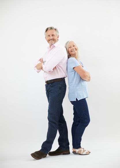 Meg & Simon